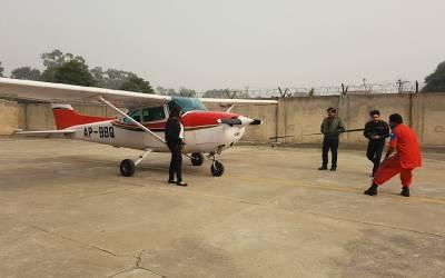 دانتوں کی مدد سے ہوائی جہاز کھینچنے والا پہلا پاکستانی...