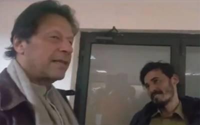 'کبھی کبھی کام مل جاتا ہے' پناہ گاہ میں مقیم مزدوروں نے یہ کہا تو آگے سے وزیر اعظم کیا بولے؟ عمران خان کے پناہ گاہ کے اچانک دورے کی تفصیلات سامنے آگئیں