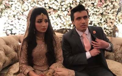 پاکستان کے واحد نابینا جج شادی کے بندھن میں بندھ گئے