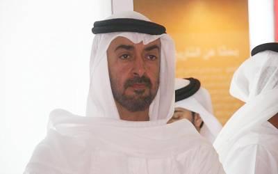متحدہ عرب امارات کے ولی عہد شیخ محمد بن زایدالنہیان آج پاکستان پہنچیں گے