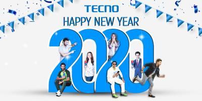 ٹیکنو موبائل(TECNO Mobile ) رواں سال 2020 کو ایک کامیاب سال بنانے کے لئے پر امید