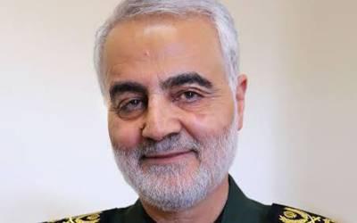 ایرانی جنرل قاسم سلیمانی پر امریکی ڈرون حملے کے فوری بعد کی ویڈیو سامنے آگئی