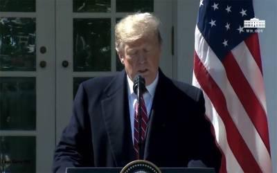 قاسم سلیمانی کو مارنے کے بعد امریکی صدر ٹرمپ کا تازہ پیغام آگیا، انتہائی خطرناک بات کہہ دی