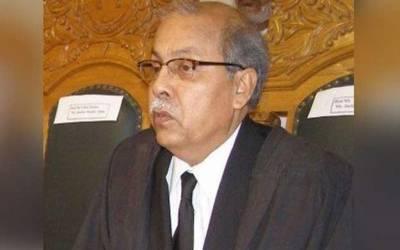 چیف جسٹس پاکستان جسٹس گلزاراحمدکراچی پہنچ گئے،مزارقائد پر حاضری دیں گے