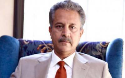 بیٹے کیخلاف مقدمہ،میئر کراچی نے معافی مانگ لی