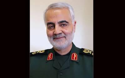 ایرانی جنرل قاسم سلیمانی کی نماز جنازہ ادا کر دی گئی