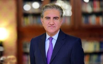 امریکا ایران کشیدگی،شاہ محمود قریشی بھی بول اٹھے،پاکستانی پوزیشن واضح کرتے ہوئے بڑا اعلان کردیا