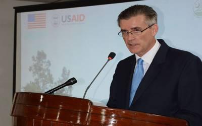امریکا اور ایران کے درمیان کسی بڑی جنگ کا امکان نہیں، رچرڈاولسن