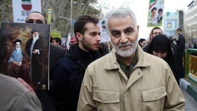 قاسم سلیمانی فلسطینی عوام کے بھی ہیرو