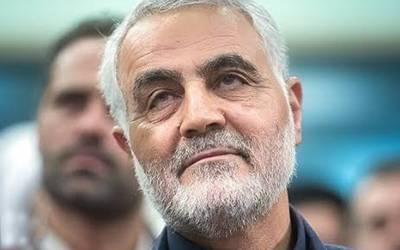 ایرانی جنرل قاسم سلیمانی کی تدفین کا عمل روک دیاگیا
