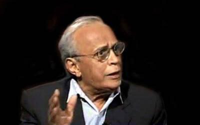 معروف قانون دان فخرالدین جی ابرہیم انتقال کرگئے