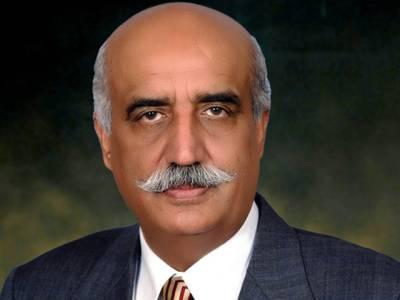امریکا ایران کشیدگی میں پاکستان کو اپنا مؤثر کردار ادا کرنا چاہئے:سیدخور شید شاہ