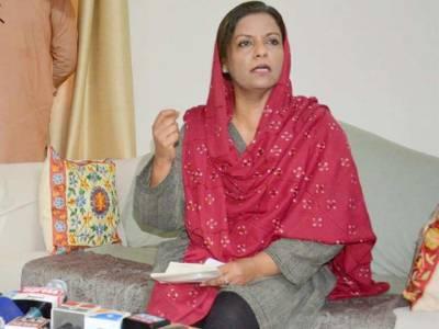 مسلم لیگ ن کا آرمی ایکٹ کی غیر مشروط حمایت کرنا 'یوٹرن' ہے:ڈاکٹر نفیسہ شاہ
