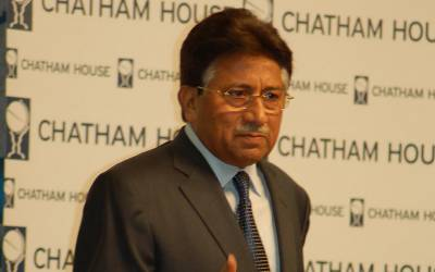 پرویز مشرف کی سزائے موت رکوانے کیلئے ایک اور بڑا قدم اٹھا لیا گیا