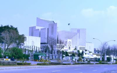 سپریم کورٹ ،بیرسٹر فہد ملک قتل کیس اسلام آباد منتقلی سے متعلق درخواست ابتدائی سماعت کیلئے منظور