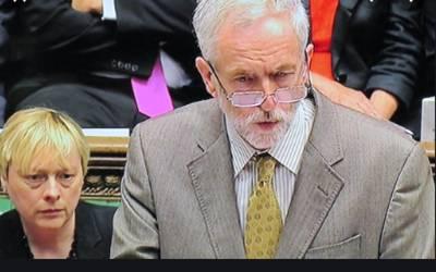 """""""حکومت کے پاس جنرل قاسم سلیمانی کا قتل قانونی ہونے کا کیا ثبوت ہے؟""""برطانوی قائد حزب اختلاف جریمی کوربن کاوزیر اعظم سے سوال"""