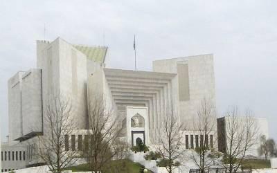 سپریم کورٹ،پاکستان ریونیوو آٹومیشن پرائیویٹ لمیٹڈکی ہائیکورٹ کے فیصلے کیخلاف درخواست پر چیئرمین ایف بی آر طلب