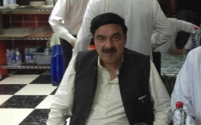 شیخ رشید پشاور میں پریس کانفرنس کے دورا ن حریم شاہ کے ساتھ ویڈیو سے متعلق صحافی کے سوال پربرہم ، کیا جواب دیا ؟ جانئے