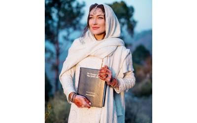 پاکستان کی سیر کے لیے آئی غیر ملکی لڑکی نے اسلام قبول کرلیا
