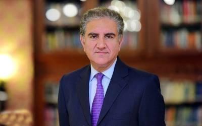 ایرانی سفیر سے ملاقات کے بعد شاہ محمودکاعراقی وزیرخارجہ کو فون،کشیدگی میں کمی کیلئے مشاورت پر اتفاق
