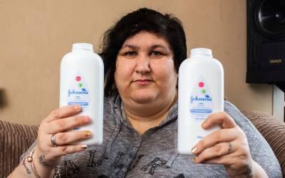 روزانہ ایک بوتل ٹیلکم پاﺅڈر کھانے والی خاتون کی حیرت انگیز کہانی