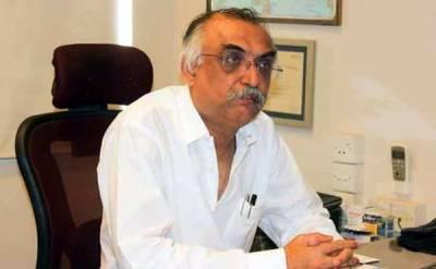 مشیر خزانہ سے اختلاف شدید، شبرزیدی15 روز کی رخصت پر چلے گئے