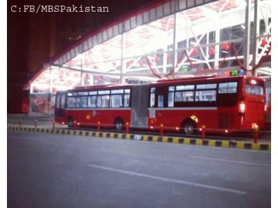 صوبائی وزیر ٹرانسپورٹ جہانزیب خان کھچی نے میٹرو بسوں کے کرایہ میں اضافے کی تردید کردی