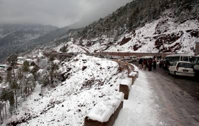 ملک کے مختلف علاقوں میں بارش اور برفباری شروع، پاکستانیوں کیلئے سردی سے متعلق بڑی خبر آ گئی