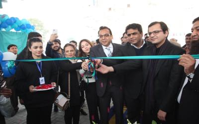 لاہور میں یورو آئل کے پہلے فلنگ سٹیشن کا افتتاح