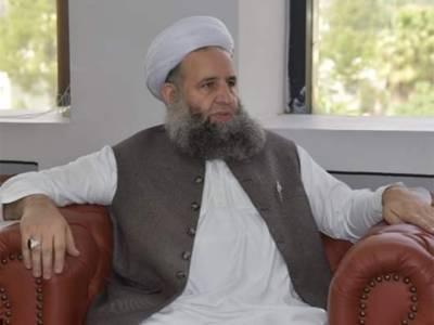 الیکشن سے پہلے عمران خان نے ریاست مدینہ کا نعرہ زور و شور سے نہیں لگا یا جتنا آج کل لگا رہے ہیں: نور الحق قادری
