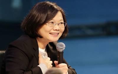 تائیوان کے صدارتی انتخابات میں چائی انگ وین دوسری بار صدر منتخب