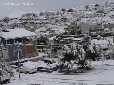سعودی عرب کے شمالی علاقوں میں برفباری اور سرد ہوائیں لیکن یہ موسم کب تک برقرار رہے گا؟ عرب دنیا سے خبرآگئی