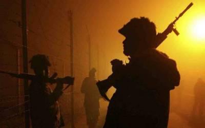 بھارتی فوجی پھسل کر پاکستان آگیا