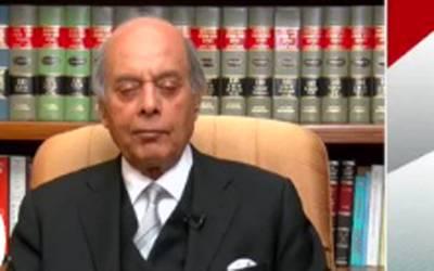 سوال یہ ہے کہ کیا ہائیکورٹ کو یہ اختیار تھا ؟ جسٹس (ر)شائق عثمانی نے خصوصی عدالت سے متعلق فیصلے پر سوال اٹھا دیا