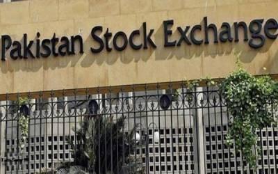 پاکستان اسٹاک ایکس چینج میں کاروبار کا مثبت آغاز