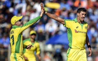 بھارت نے آسٹریلیا کو جیت کیلئے 256 رنز کا ہدف دیدیا
