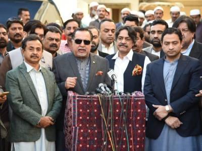پی ٹی آئی کی جانب سے اپنے روٹھے ہوئے اتحادیوں کو منانے کا سلسلہ جاری
