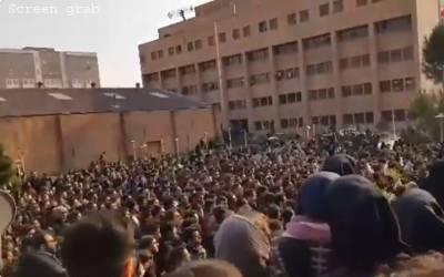 ایران میں احتجاج پانچویں روز میں داخل،مظاہروں میں شدت لانے کیلئے کس ذریعہ کو استعمال کیاجارہاہے؟ جانئے
