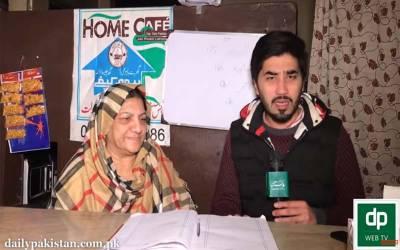 شوہر کی موت کے بعد اپنے گھر میں ہی ریسٹورنٹ بناکر بچوں کو پالنے والی باہمت پاکستانی خاتون