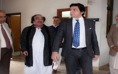 فیصل واوڈ ا نجی نیوز چینل کے شو میں بوٹ کس چیز میں چھپا کر لیکرگئے ؟وفاقی وزیر نے دلچسپ انکشاف کردیا