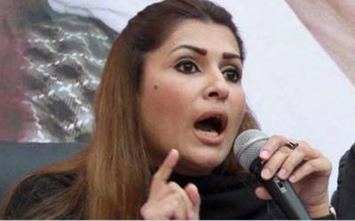 حکومت چاہتی تھی کہ اپوزیشن آرمی چیف کی توسیع میں کوئی کردا ر ادا نہ کرے ، شازیہ مری کا دعویٰ