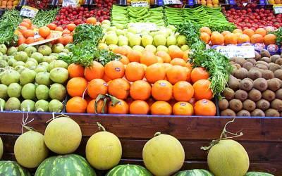 کراچی میں سبزی اور پھلوں کی قیمتوں میں اضافہ،اسلام آباد میں کمی