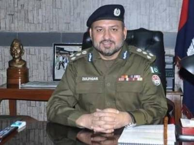 ڈولفن سکواڈ کی فائرنگ سے شہری کے زخمی ہونےپرسی سی پی او لاہور نے بڑا قدم اٹھا لیا
