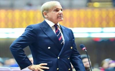 اِن ہاؤس تبدیلی غیر قانونی ہے نہ ہی غیر سیاسی، یہ پارلیمنٹ کا حق ہے: شہباز شریف