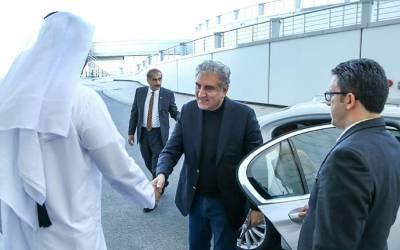 مظلوم کشمیر ی مسلم امہ کی طرف دیکھ رہے ہیں، وزیر خارجہ کی قطر ی نائب وزیر اعظم سے ملاقات