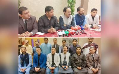 پاکستان تحریک انصاف مکہ مکرمہ مڈل ایسٹ کے حالیہ متنازعہ تنظیمی ڈھانچے کو مسترد کرتی ہے:ملک سرفراز