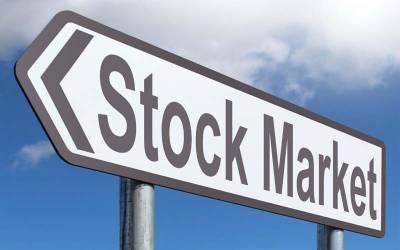 کاروباری ہفتے کے پہلے روز سٹاک مارکیٹ میں مثبت رجحان