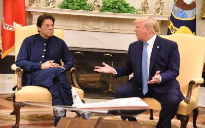خطے میں کشیدگی، عمران خان اور ڈونلڈ ٹرمپ کی ملاقات طے پاگئی، یہ کہاں ہوگی؟ بڑی خبر آگئی