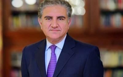 کچھ قوتیں افغانستان میں امن نہیں چاہتیں، وزیر خارجہ کا امریکہ کونظر رکھنے کامشورہ