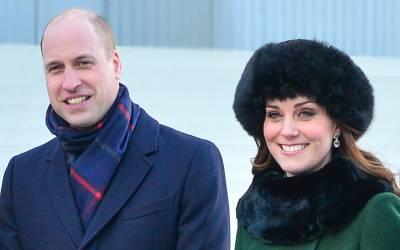 شہزادہ ولیم اور شہزادی کیٹ کو لندن میں بھی پاکستان کی یاد ستانے لگی